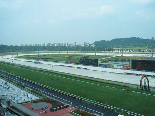 Singapore Turf Club race course | Flickr - Photo Sharing!