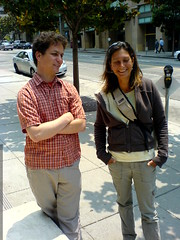 daniel and nadia on 2nd street in san francisco   DS…