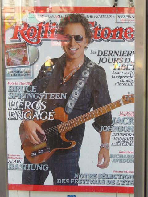 Bruce Springsteen - Paris 27 June 2008