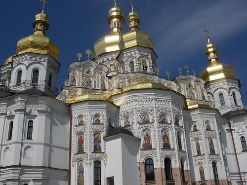 2732443393 f2accd2c26 Las cúpulas doradas de Kiev