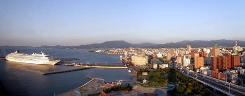 autostitch panorama port geotagged aomori 東北 青森 港 geo:lat=4082977136286746 geo:lon=14074105462306215