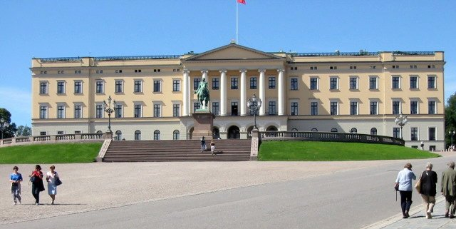 Det Kongelige Norske Slott Flickr Photo Sharing