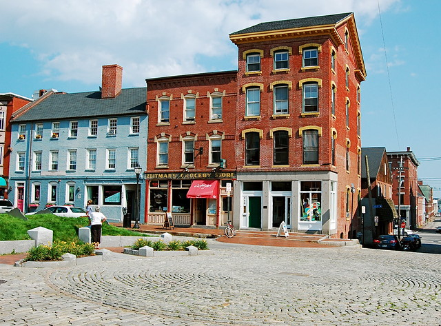 Fore Street Portland ~ Maine | Flickr - Photo Sharing!