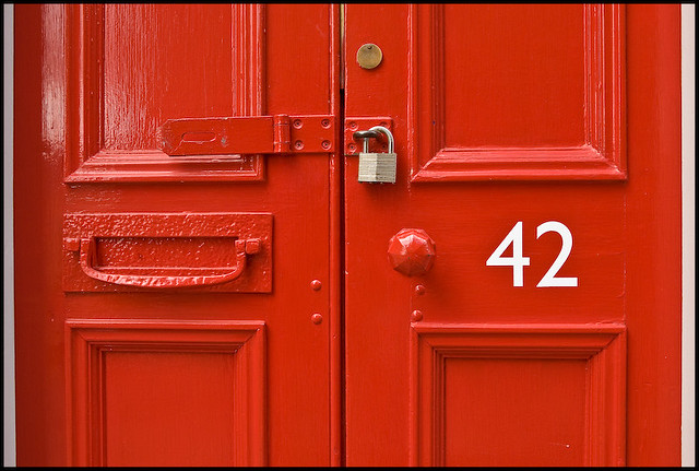 Lock nr. 42
