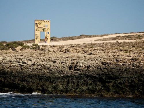 Lampedusa, naufraga barcone di immigrati: 40 dispersi, un morto $