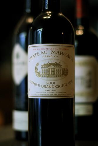 2001 Chateau Margaux