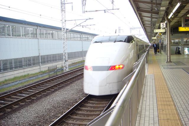 HIKARI 381 @ JR Mishima Station