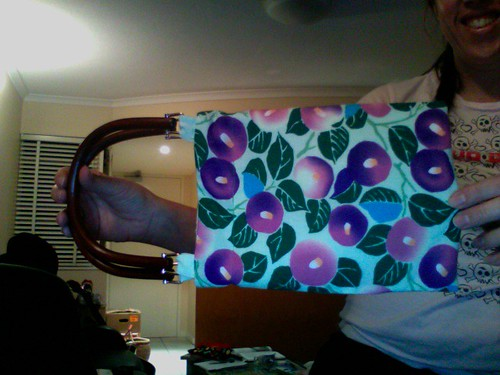 Japanese fabric bag