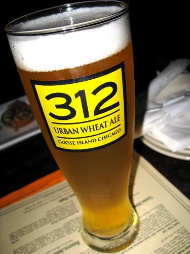 312 Urban Wheat Ale