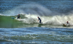 Surfing in the Bay Area!