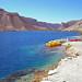 Lake Band-e-Amir, Afghanistan by Carl Montgomery