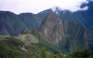 1999 #288-1 Peru Machu Picchu