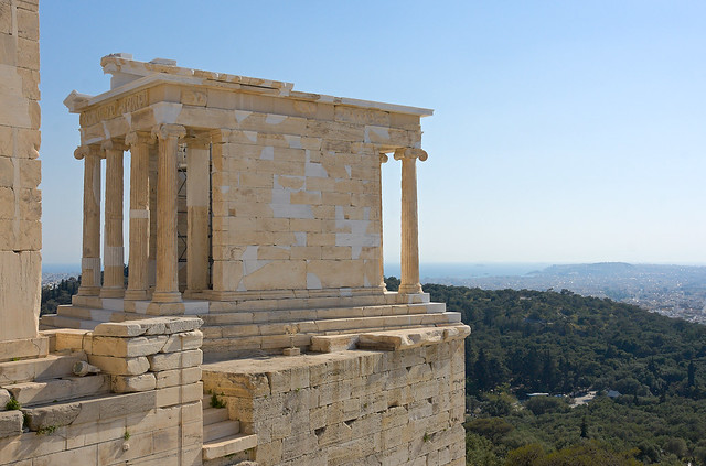 Temple of Athena Nike  Flickr - Photo Sharing!