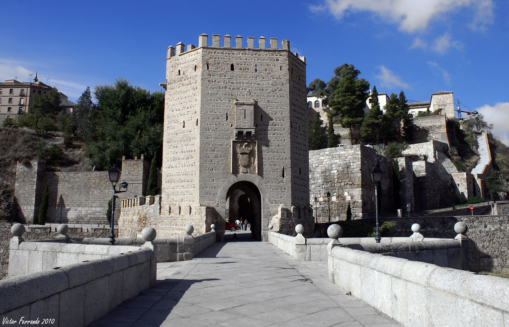 Puente de Alcantara - Toledo
