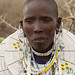 Masai Woman with Jewelry - Lake Manyara, Tanzania