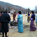 Celebrating Bhutanese New Year, Thimpu, Bhutan by r12a