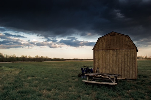 storm oklahoma clouds landscape nikon gloomy shed tulsa bandit d40 supershot acreestudios