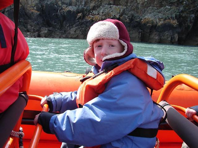 Ramsey Island Boat Trip  S
