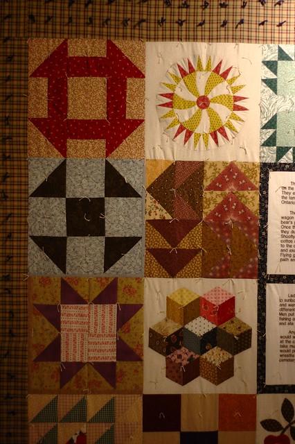 Underground Railroad Quilts & Abolitionist Fairs