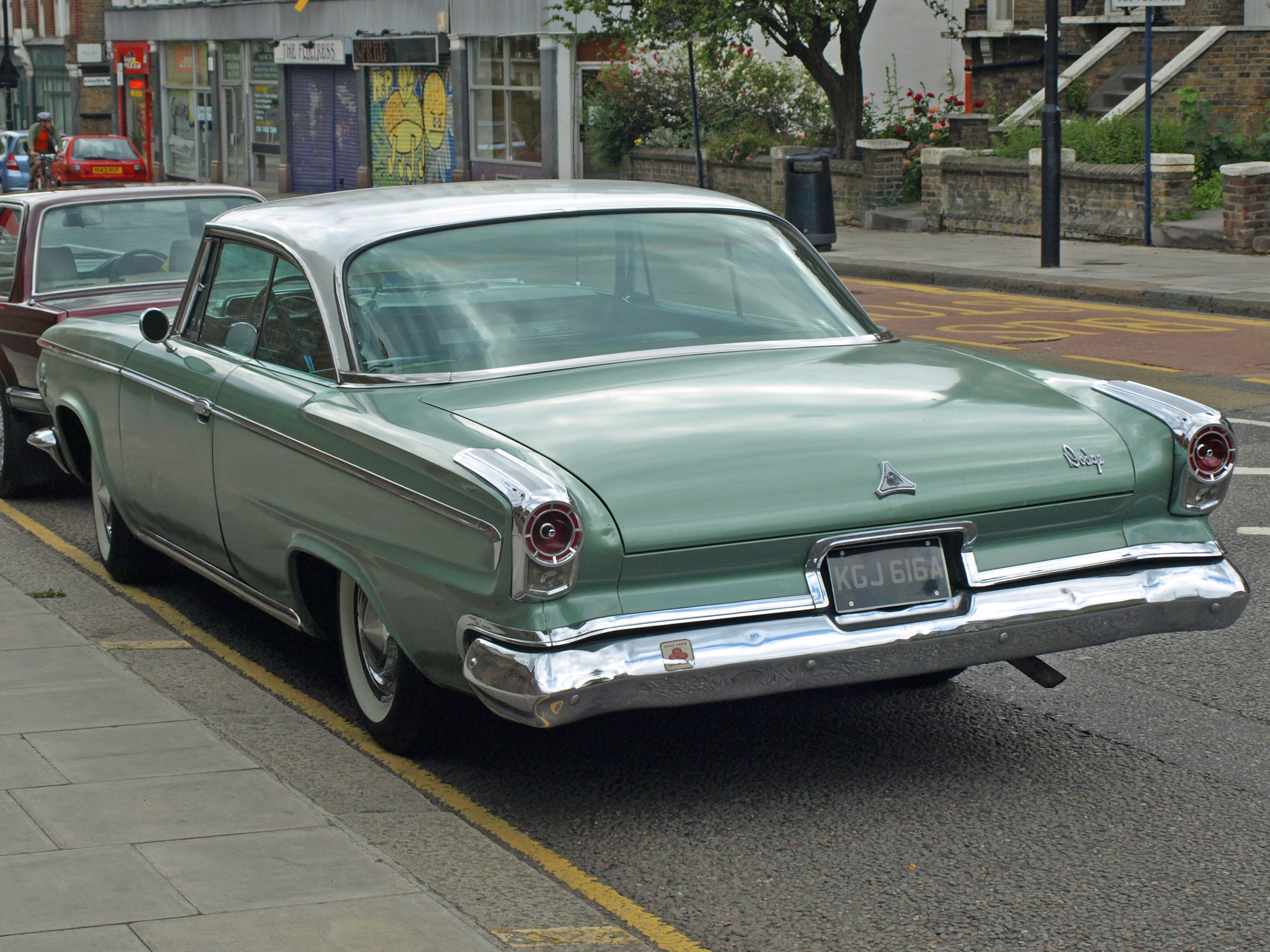 1963 Dodge Custom 880 - Information and photos - MOMENTcar
