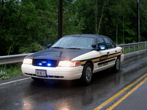 Tennessee Highway Patrol Cruiser