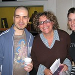 Lewis Taylor at WFUV with Rita Houston