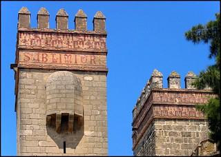 Image of Castillo de San Marcos. santa city españa castle museum de geotagged puerto spain san maria andalucia cadiz mosquee mezquita museo andalusia marcos castillo municipal almohade geoetiqueta geoetiquetada