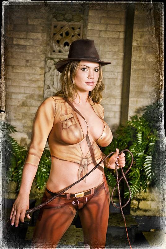 Wonder woman nude slut