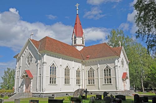 church finland reisjärvi