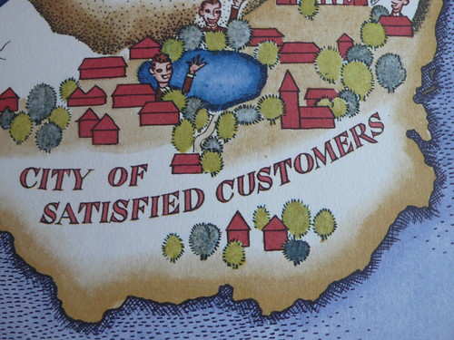 city of satisfied customers