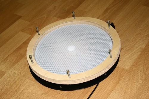 diy bass drum kick pad vdrums forum. Black Bedroom Furniture Sets. Home Design Ideas