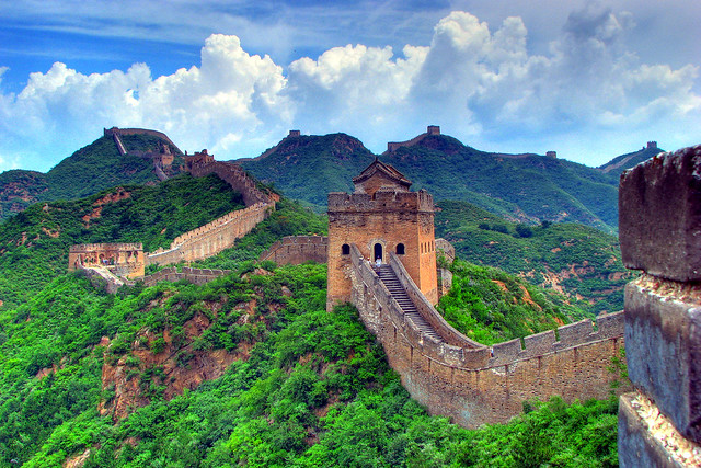 Great Wall, Jinshanling