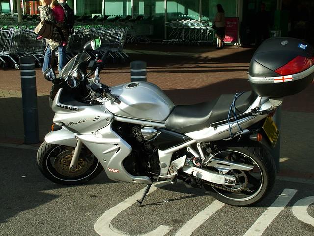 Suzuki Bandit Digital Speedometer