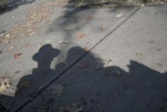 Loose Park - Self Portrait