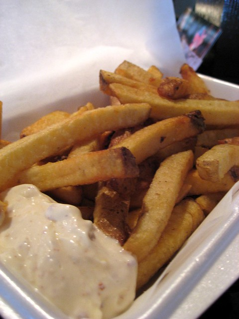 Belgian Frites! | Flickr - Photo Sharing!