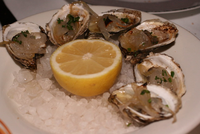 roasted oysters | Flickr - Photo Sharing!