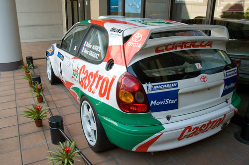 Corolla G6 TTE, C. Sainz WRC replica - Page 2 3020471851_c33c6e145d