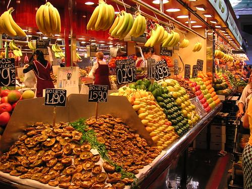 I love markets boquer a market barcelona - Mercados de segunda mano barcelona ...