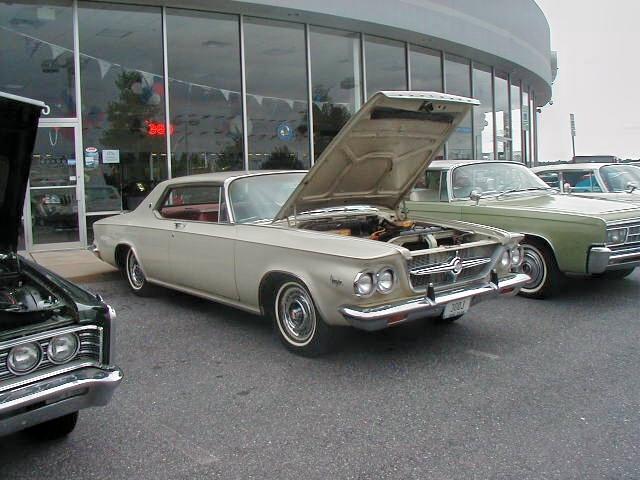 1963 Chrysler 300j Flickr Photo Sharing