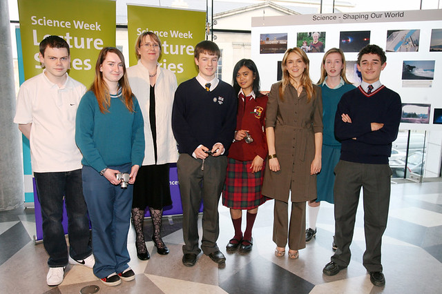 Science week essay competition