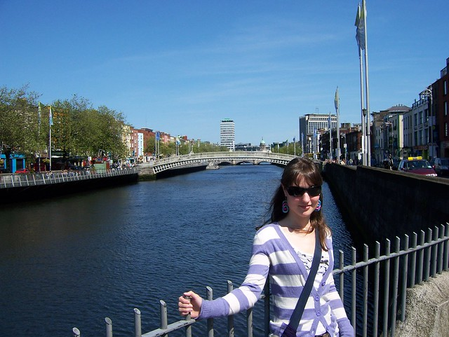 172 - Liffey River, Dublin