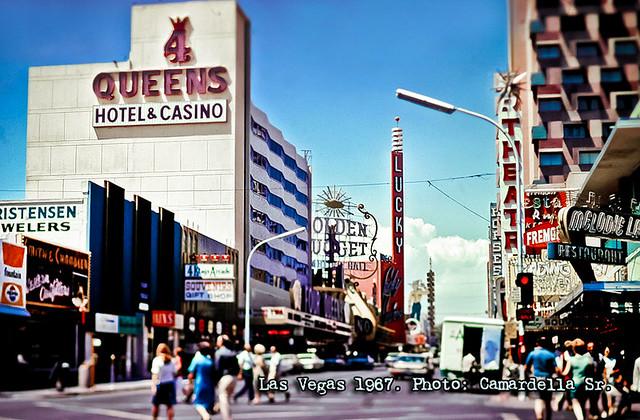 4 Queens Freemont Street - 1967