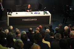 Finmeccanica Press Conference: Blue Panorama places order for 12 SSJ100s
