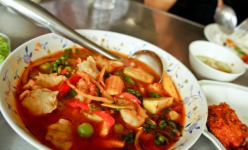 Thai's SeafoodTom Zaab ต้มแซบทะเล