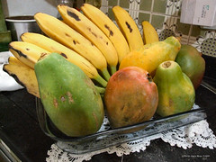 plant(0.0), gourd(0.0), cooking plantain(1.0), banana(1.0), produce(1.0), fruit(1.0), food(1.0), winter squash(1.0),