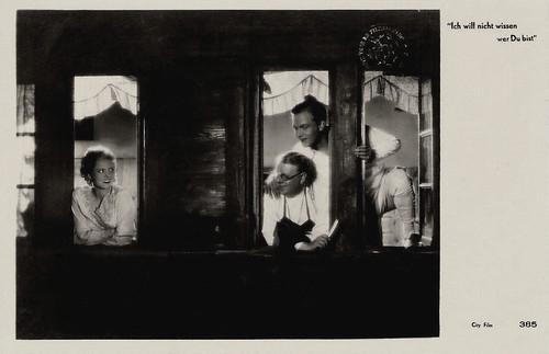 Liane Haid, Szöke Szakall and Gustav Fröhlich