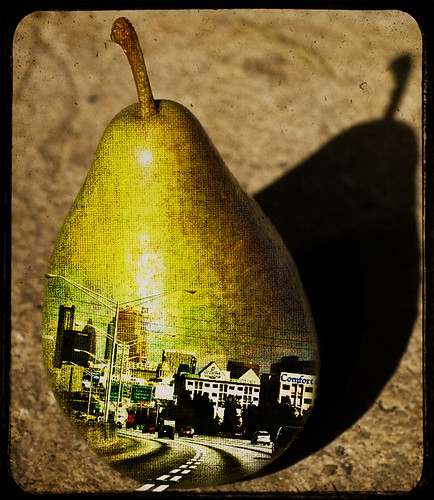 peachcity in a pear