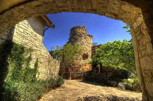 tower austin texas tx stonework explore hdr cistern wildflowercenter ladybirdjohnson photomatix top20texas bestoftexas