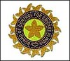 Indian cricket team logo