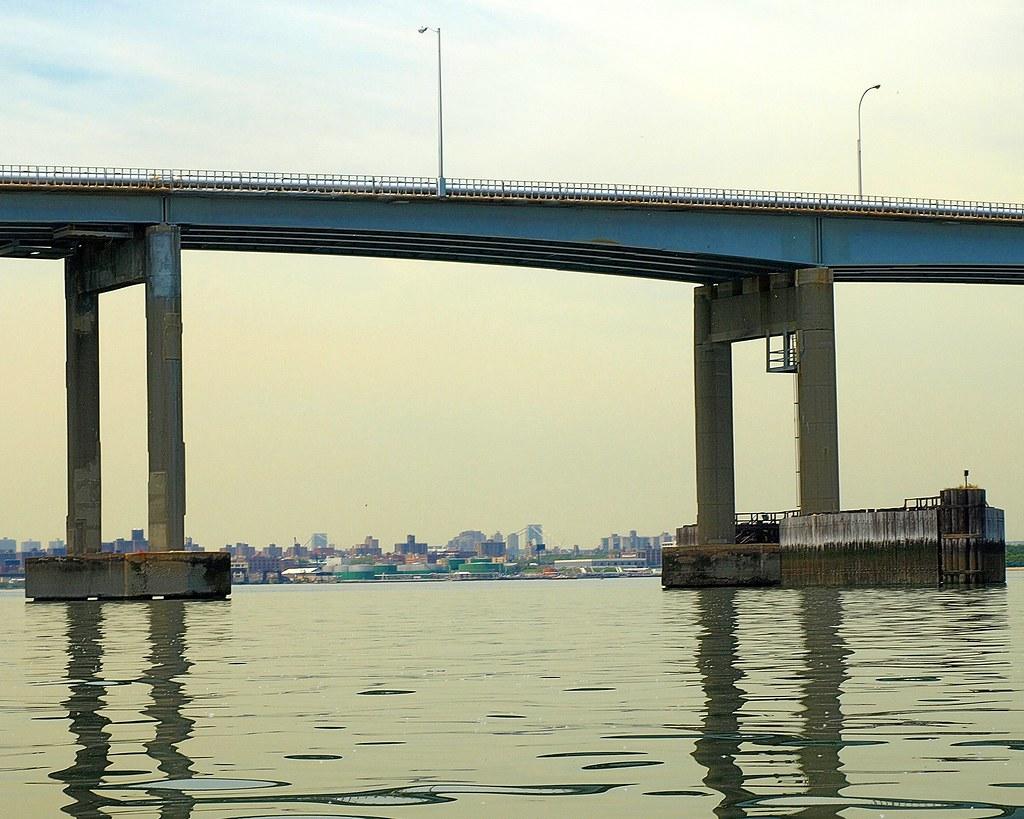 Rikers Island Bridge